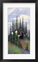 Framed Bear Grass