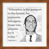 Framed Education is the Passport to the Future