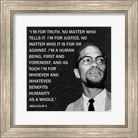 Framed I'm for Truth