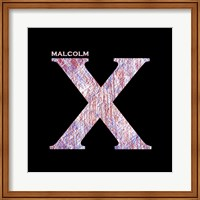 Framed X