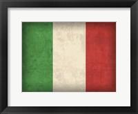 Framed Italy