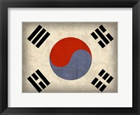 Framed Southkorea