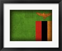 Framed Zambia