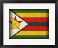 Zimbabwe Framed Print