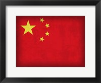 China Framed Print