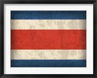 Framed Costa Rica