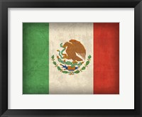 Framed Mexico