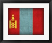 Framed Mongolia