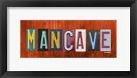 Framed Man Cave