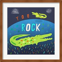 Framed You Rock