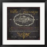 Framed Wine Cellar V