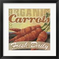 Farm Fresh VI Framed Print