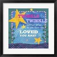 Framed Twinkle