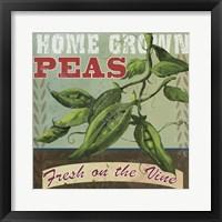 Framed Peas