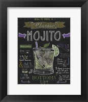 Framed Mojito