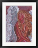 Framed Angel Of Love