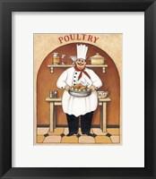 Framed Poultry