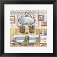 Framed In The Bath II