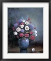 Framed Floral A