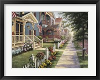Framed Country Homes