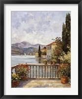 Framed Lake Lugono