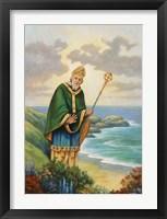 Framed St. Patrick