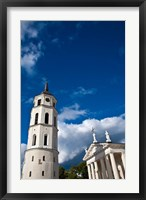 Arch-Cathedral Basilica, Vilnius, Lithuania II Framed Print