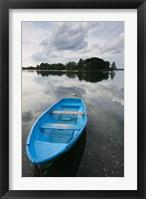 Framed Lake Galve, Trakai Historical National Park, Lithuania IV