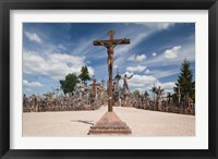 Framed Lithuania, Siauliai, Hill of Crosses, Christianity I