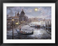 Framed Grand Canal Venice