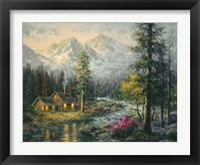 Framed Camper's Cabin