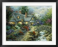 Framed Country Cottage