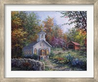 Framed Worship In The Country