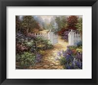 Framed Gateway To Enchantment