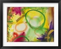 Framed Wind Chimes VI