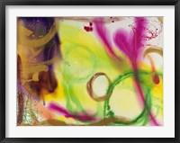 Wind Chimes II Framed Print