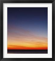 Framed Conjunction of Venus, Mercury, Jupiter and Mars at Dawn