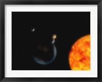 Framed Solar System III