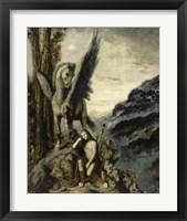 Framed Wayfaring Poet,  1890-91