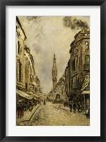 Framed Avignon, 1873