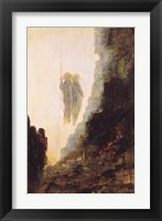 Framed Angel Of Sodom