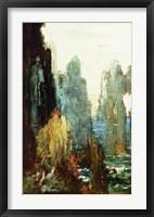 Framed Sirens, 1890