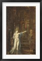 Framed Salome Dancing, 1876