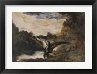 Framed Ganymede