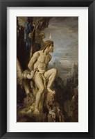 Framed Prometheus, 1868