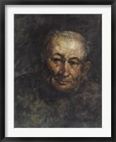 Framed Portrait Of The Artist's Doctor