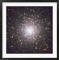 Framed Messier 15, globular cluster in the Constellation Pegasus