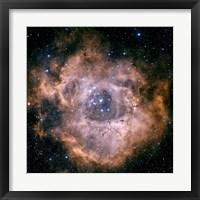 Framed Rosette Nebula II