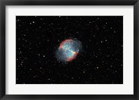 Framed Dumbbell Nebula II