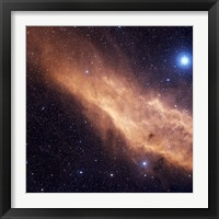 Framed California Nebula I